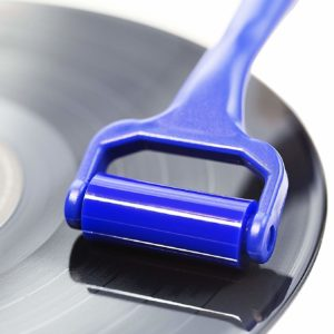 CLAW GOKA R13 Vinyl Record Cleaning Silicon Roller