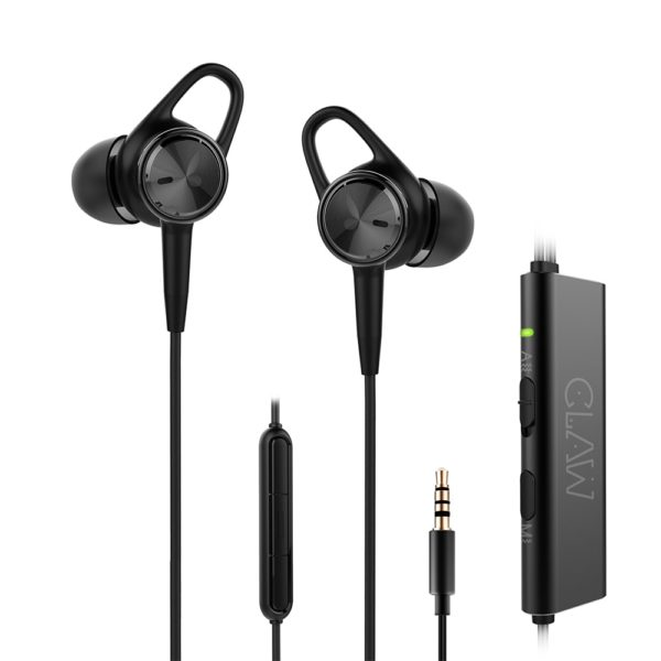 CLAW ANC7 Active Noise Cancelling Earphone
