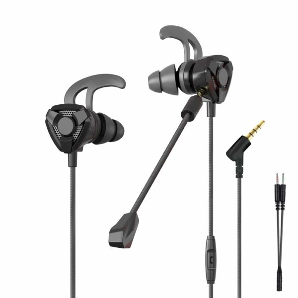 Gaming Earphones For Mobile