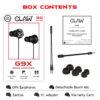CLAW G9X Black
